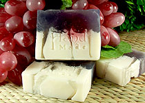Grape Soap